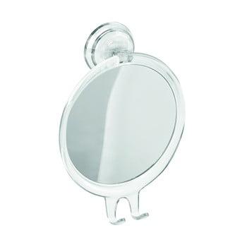 Oglindă cu ventuză iDesign Suction Pi, 20 cm bonami.ro