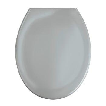Capac WC Wenko Premium Ottana, 45,2 x 37,6 cm, gri deschis poza bonami.ro