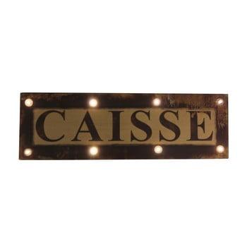 Tăbliță cu lumini Antic Line Caisse bonami.ro