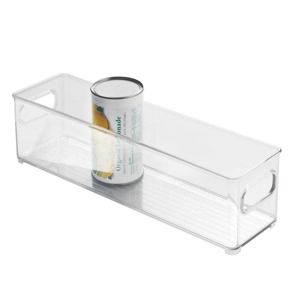 Sistem de depozitare pentru conserve iDesign Fridge Binz, lățime 37 cm