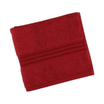 Prosop din bumbac Rainbow Red, 30 x 50 cm, roșu bonami.ro