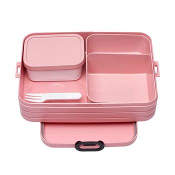 Set caserole pentru gustare Rosti Mepal Nordic Large, roz poza bonami.ro