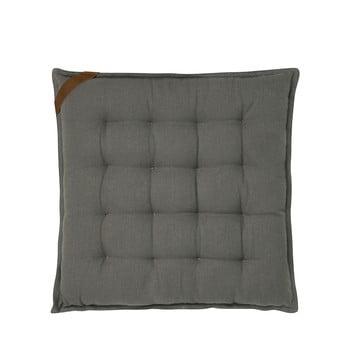 Pernă din bumbac pentru scaun Södahl, gri, 40x40cm poza bonami.ro