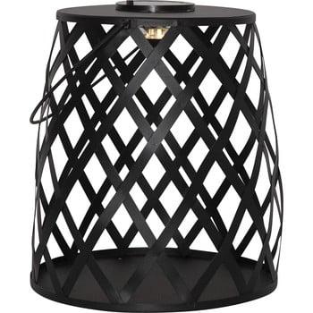 Felinar cu LED Best Season Calabria, înălțime 28 cm, negru bonami.ro