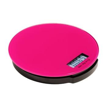 Cântar de bucătărie digital Premier Housewares Zing, roz bonami.ro