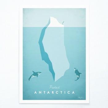 Poster Travelposter Antarctica, A3 bonami.ro
