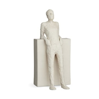 Statuetă din gresie Kähler Design Character The Hedonist bonami.ro