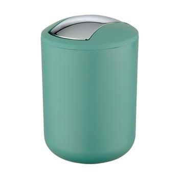 Coș de gunoi Wenko Brasil S, înălțime 21 cm, verde bonami.ro