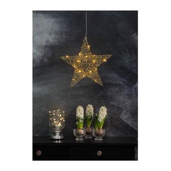 Decorațiune luminoasă cu LED Best Season Loop, ⌀ 35 cm poza bonami.ro