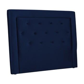 Tăblie pat Cosmopolitan Cloud, lățime 180cm, albastru închis poza bonami.ro