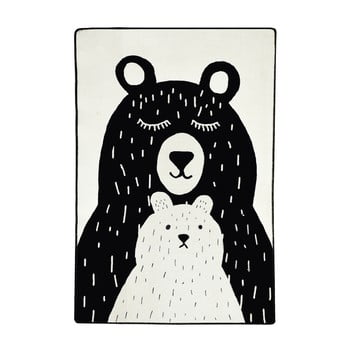 Covor copii Bears, 100 x 160 cm bonami.ro