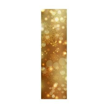 Napron Gold Shimmer, 40 x 140 cm bonami.ro