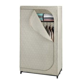 Șifonier textil depozitare Wenko Balance, 160 x 50 x 90 cm, bej poza bonami.ro
