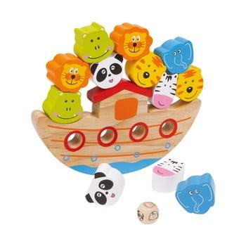 Jucărie motrică din lemn Legler Balance Ark bonami.ro