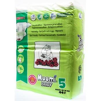 Scutece pentru bebeluși Muumi Baby Maxi, mărimea 5, 3 x 44 poza bonami.ro