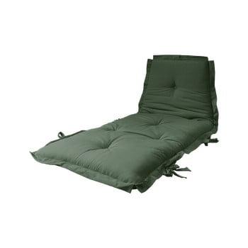 Futon pliabil Karup Design Sit & Sleep Olive Green poza bonami.ro