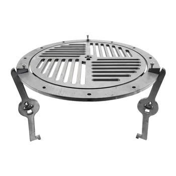 Platformă grătar de oțel Remundi Topper M poza bonami.ro