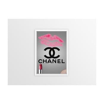 Tablou Piacenza Art Chanel Lipstick,30x20cm poza bonami.ro