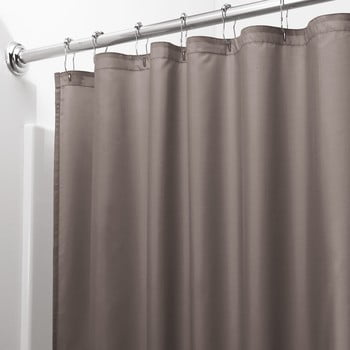 Perdea de duș iDesign, 200x180cm, maro bonami.ro