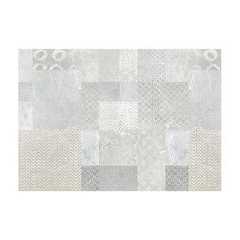 Tapet format mare Bimago Tiles, 400 x 280 cm poza bonami.ro