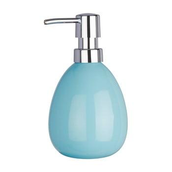 Dozator săpun lichid Wenko Polaris Blue, albastru deschis bonami.ro