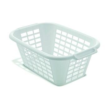 Coș de rufe Addis Rect Laundry Basket, 40 l, alb bonami.ro