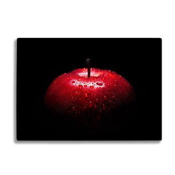Tocător din sticlă Insigne Red Apple poza bonami.ro