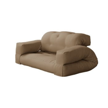 Canapea extensibilă Karup Design Hippo Mocca, maro imagine