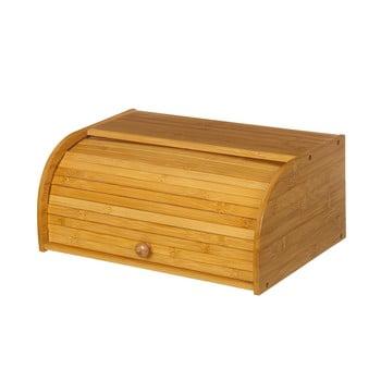 Cutie din lemn de bambus pentru pâine Unimasa, 27 x 16,5 cm poza bonami.ro
