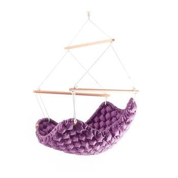 Leagăn de interior Linda Vrňáková Swingy In, violet imagine