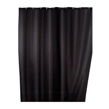 Perdea duș cu înveliș special anti cute Wenko, 180x200cm, negru bonami.ro