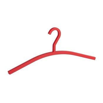 Umeraș pentru haine Wenko Cubido, roșu bonami.ro