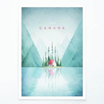 Poster Travelposter Canada, A2 bonami.ro