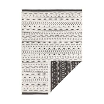 Covor adecvat pentru exterior Bougari Twin Supreme Daro, 230 x 160 cm, negru-crem imagine