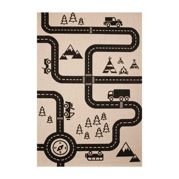 Covor pentru copii Zala Living Road, 120 x 170 cm poza bonami.ro