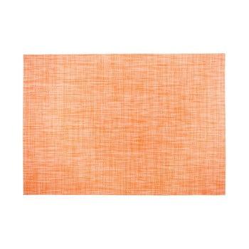 Suport pentru farfurie Tiseco Home Studio Melange Simple, 30x45cm, portocaliu bonami.ro