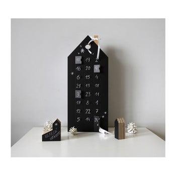 Calendar advent tablă de scris Unlimited Design for kids bonami.ro