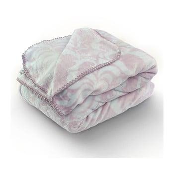 Pătură din microfibră AmeliaHome Decor, 70 x 150 cm bonami.ro