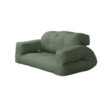Canapea extensibilă Karup Design Hippo Olive Green, verde poza bonami.ro