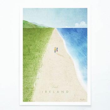 Poster Travelposter Ireland, A2 bonami.ro