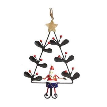 Decorațiune suspendată pentru Crăciun G-Bork Santas poza bonami.ro