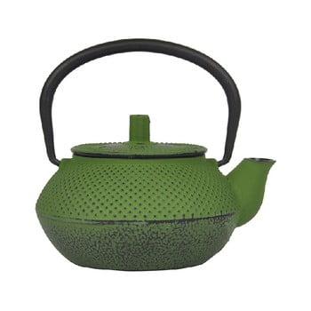 Ceainic din fontă Bambum Linden, 300 ml, verde bonami.ro