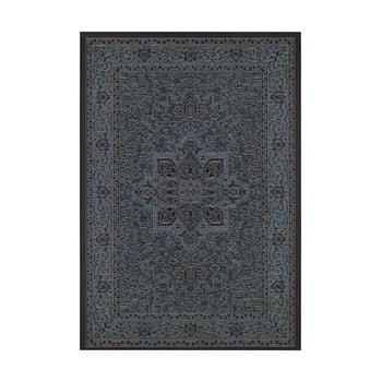 Covor pentru exterior Bougari Anjara, 200 x 290 cm, gri - negru imagine