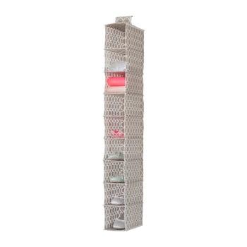 Organizator suspendat cu 9 compartimente Compactor, lățime 15 cm poza bonami.ro