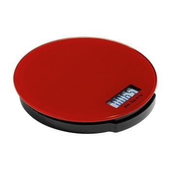 Cântar de bucătărie digital Premier Housewares Zing, roșu bonami.ro
