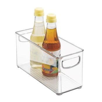 Organizator pentru bucătărie iDesign Clarity, 25 x 10 cm bonami.ro
