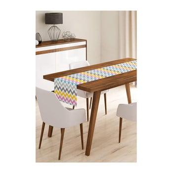 Napron din microfibră pentru masă Minimalist Cushion Covers Colorful, 45x145cm bonami.ro