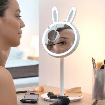 Set oglindă 2 în 1 cu LED InnovaGoods Bunny bonami.ro