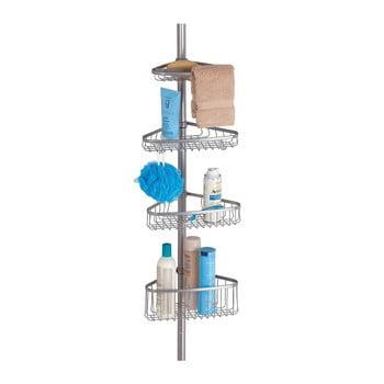 Raft telescopic de colț pentru baie iDesign York bonami.ro