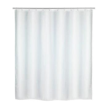 Perdea duș Wenko Palais, 180 x 200 cm, alb poza bonami.ro